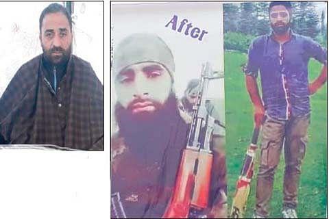 A father's poignant, futile search for militant son