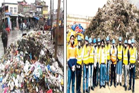 RDF from city's garbage to be utilised in cement plants