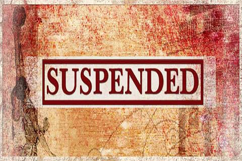 2 Govt employees suspended for creating ruckus in CM's outreach programme