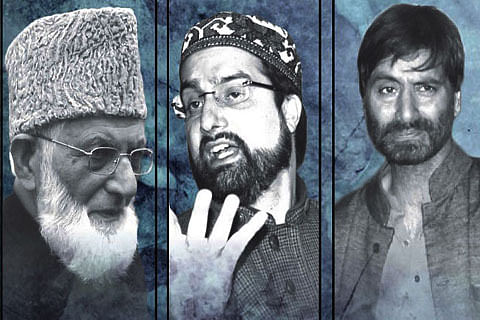 JRL calls for boycott of Panchayat elections in Jammu and Kashmir