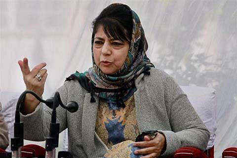 In first tweet in Hindi, CM asks Pak to treat Jadhav 'humanely'
