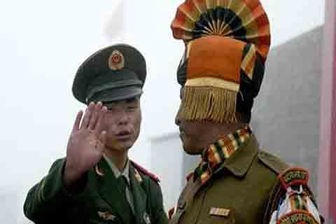 India should control its border troops: Chinese military