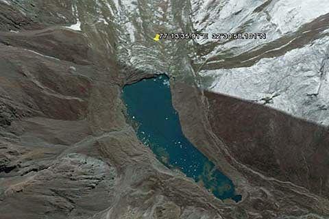 Glacial lakes make J&K vulnerable to flash floods
