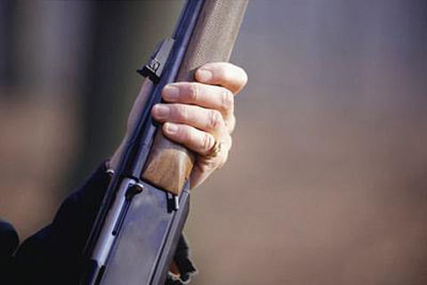 Police constable injured after his service rifle goes off