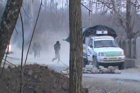 Shopian gunfight: Two militants, civilian killed, two girls critically injured