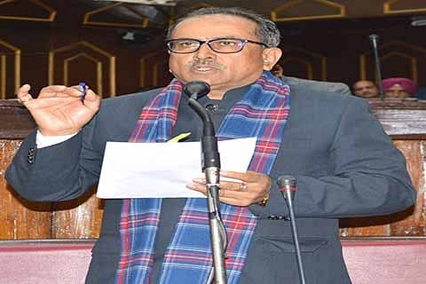 Dy CM for speedy execution of new hydro power projects