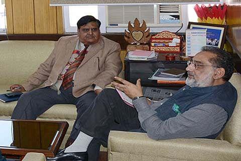 'Govt's immediate concern to restore stature of SKIMS'