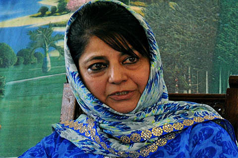 Mehbooba anguished over youth's killing