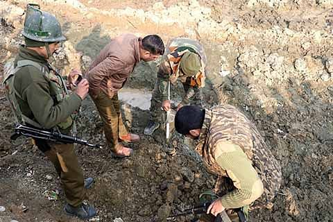 IED defused near Pampore railway station