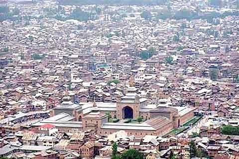 In LA, Govt faces criticism over delay in finalising Srinagar Master Plan