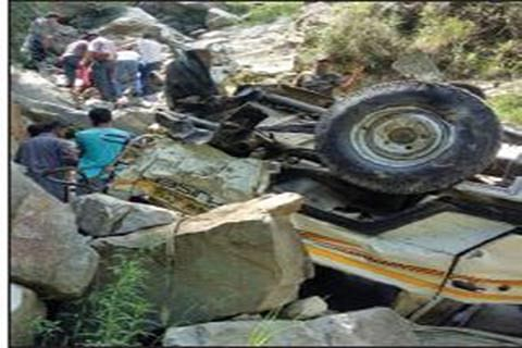 5 injured in Bhadarwah accident