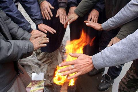 Drass coldest at minus 17.6 degrees in Ladakh, J&K