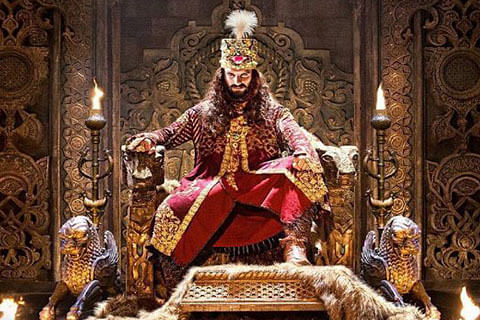 'Padmaavat' faces blackout in four states on release day