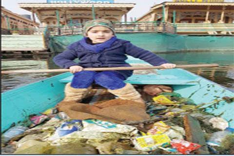Little Jannat on mission to 'make Dal Lake paradise again'