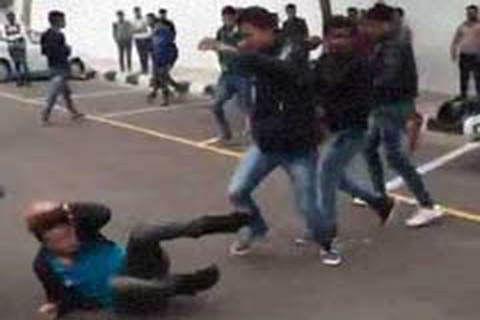 Another Kashmiri student beaten in Haryana