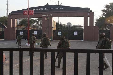 Pregnant woman, injured in Jammu army camp attack, delivers baby