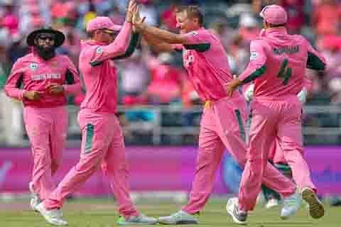 Proteas halt India's rampaging ODI run to keep series alive