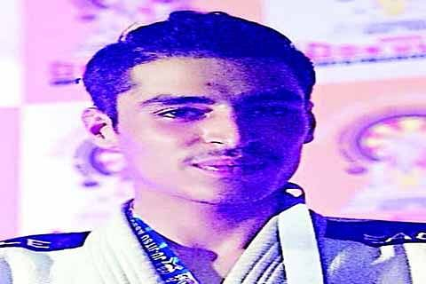 Rahat selected for World Ju Jitsu Championship