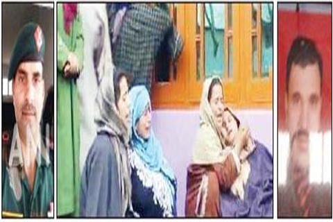Sunjawan attack: Kupwara villages mourn killing of 2 soldiers