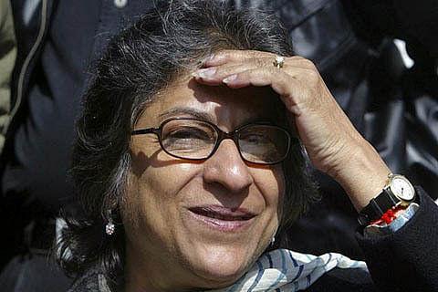 Pak HR activist Asma Jahangir dies of cardiac arrest