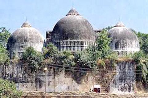 """""""Muslims will not give up Babri Masjid"""""""
