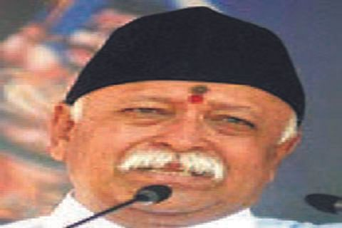 RSS ready to fight on border: Bhagwat