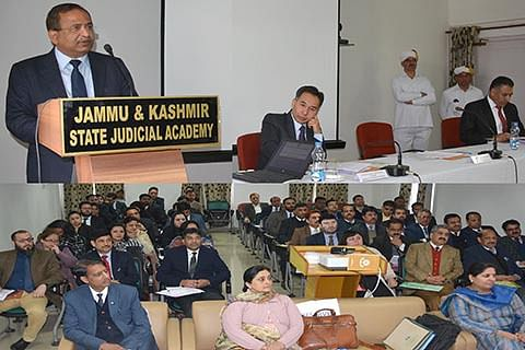 Orientation programme on role and responsibility of referral judges held