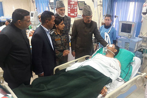 Attack reflects 'failure' of BJP-led Govt: Azad