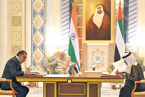 Dry Ports for Jammu, Srinagar: Drabu inks pact with Dubai Ports
