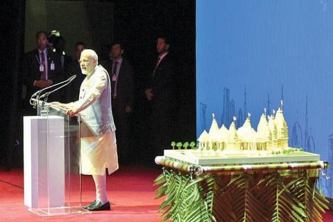 Use technology for progress, not destruction: Narendra Modi