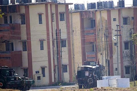 JAMMU: 8 major attacks on army camps in 15 years