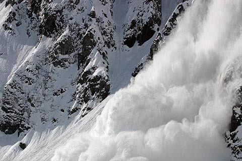 Fresh avalanche warning issued in J&K