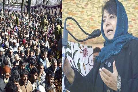 Need peace to pursue talks, opening of cross LoC routes: CM