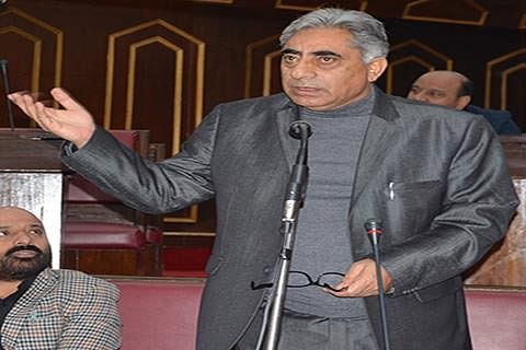 Agriculture land is shrinking in JK, admits Government