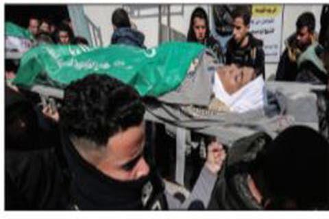 2 Palestinians killed by Israeli army
