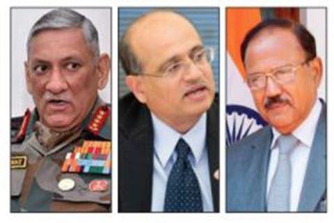 Army Chief, FS,  NSA make rare visit to Bhutan, discuss Doklam strategy