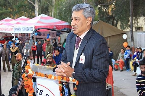 DGP Vaid highlights role of Red Cross