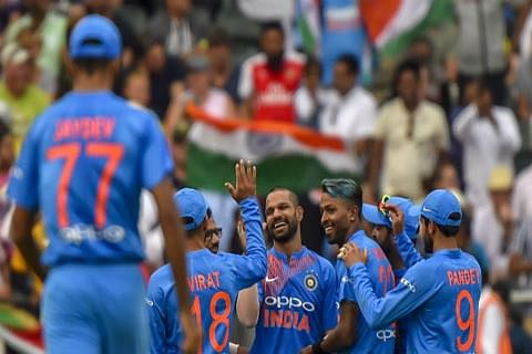 India beat S Africa by 28 runs in 1st T20I