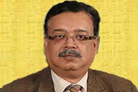 Navin Choudhary visits Lakhanpur Toll Plaza