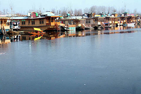 Rs 38-cr proposal for road project to protect Dal Lake
