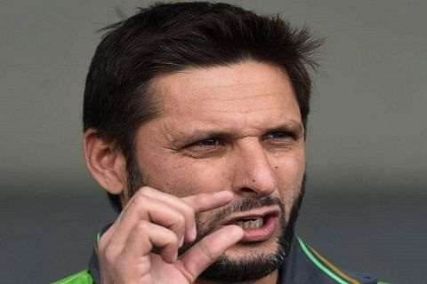 Cricket could improve relations between India and Pakistan: Afridi