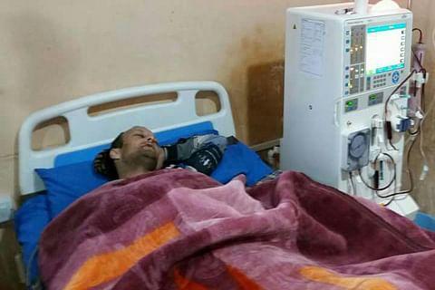 Family of Kashmir man needing kidney transplant says no more donations needed
