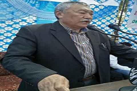 Dorjay Motup elected chairman LAHDC Leh