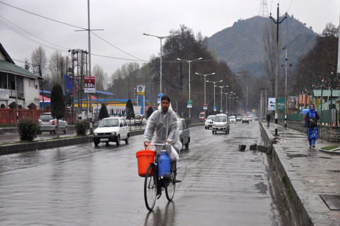 MeT predicts 2-day wet spell from Monday