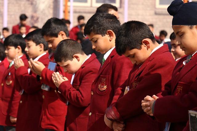 Schools Open in Kashmir After Winter Break