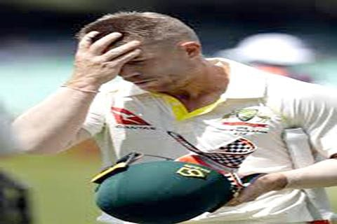 Confrontation in players' tunnel at SA-Australia test