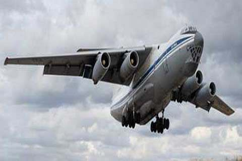 """""""Russian plane crashes at base in Syria killing 32"""""""