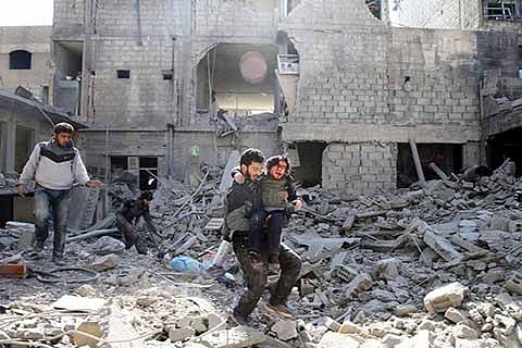 What's wrong with Syria?