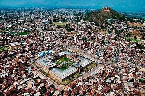 Ensuring Safe Srinagar
