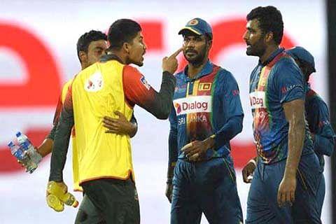 Shakib, Nurul fined over bad behaviour in Sri Lanka T20
